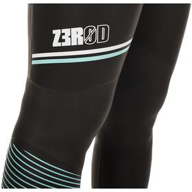 Z3R0D Neptune Traje Triatlón Mujer, black/turquoise